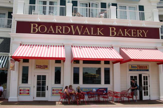 BoardWalk Bakery at Disney's BoardWalk Inn and Villas