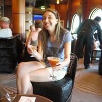Martinis at Sea
