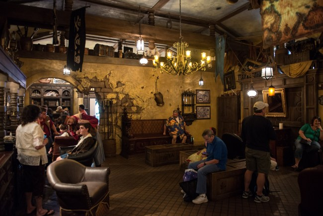 Pirates league room
