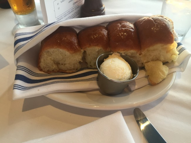 The Boathouse bread