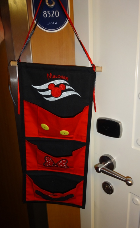 Fish extender - Tips for a first-time Disney cruiser