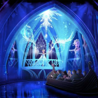 Frozen Ever After – Traveling with Anna & Elsa