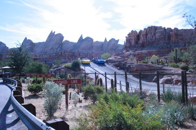 Radiator Springs Racers - Why a Trip to Cars Land is a Must!
