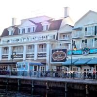 The Whimsy of Disney's BoardWalk Inn & Villas