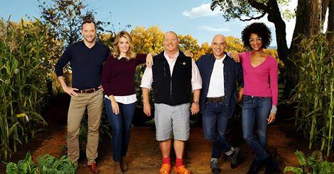 "Hosts of ABC's ""The Chew""."