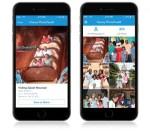 Screenshot of PhotoPass enhancement on My Disney Experience app