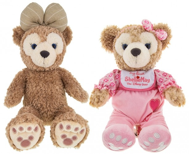 ShellieMay The Disney Bear-Picture Credit Disney Parks Blog