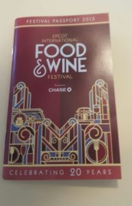 Epcot's 2016 International Food & Wine Festival