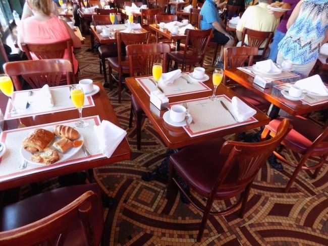 Epcot Food & Wine 2015, Parisian Breakfast