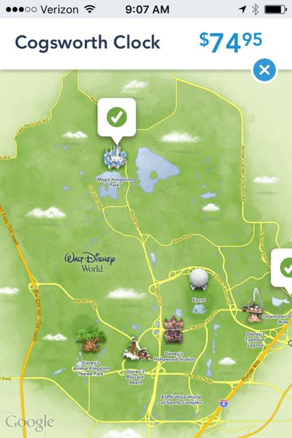 Shop Disney App
