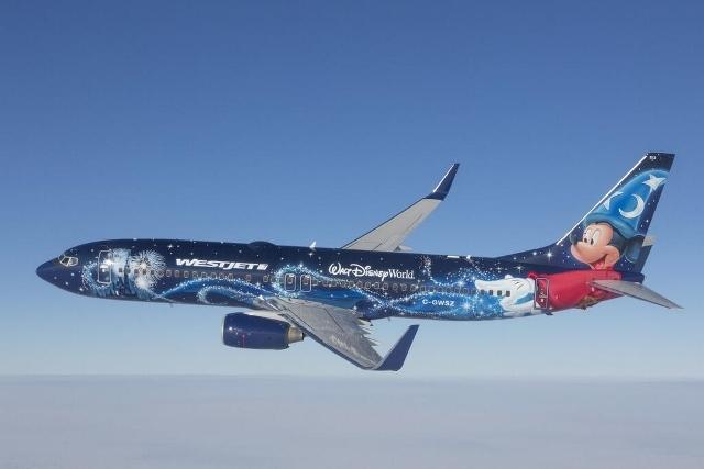Photo Courtesy of West Jet