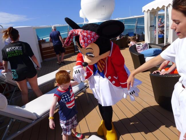 Meeting Minnie 3