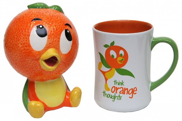 Orange Bird Merchandise-Picture Credit Disney Parks Blog