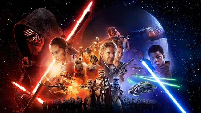 The Force Awakens Landscape