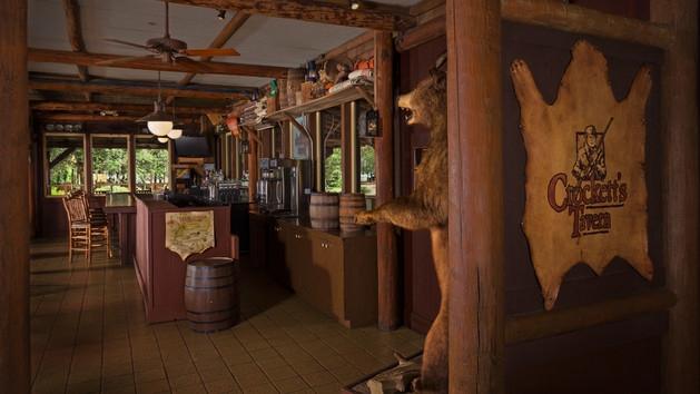 Crockett's Tavern-Photo Credit Disney