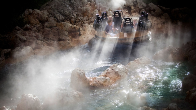 Grizzly River Run--Photo by Disney