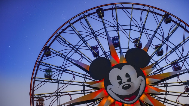 Mickey's Fun Wheel--Photo by Disney