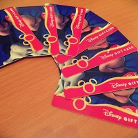 New Disney Vacation Club Gift Card Rules