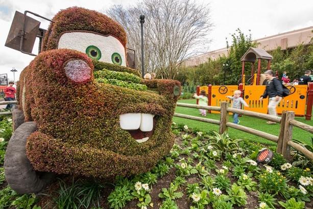 Epcot International Flower & Garden Festival