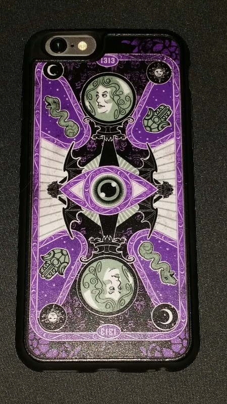 Haunted Mansion Themed D-Tech on Demand iPhone 6 case