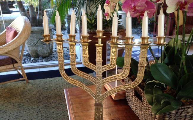 Hanukkah-Picture Credit The official blog of Universal Orlando Resort