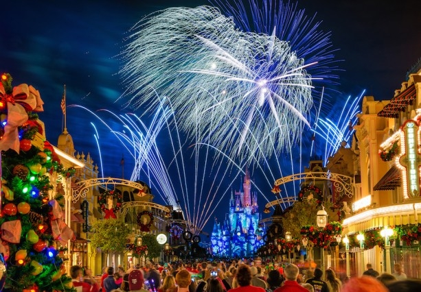 disney releases discounted halloween and christmas party tickets for military magical distractions - Disney Christmas Party Tickets