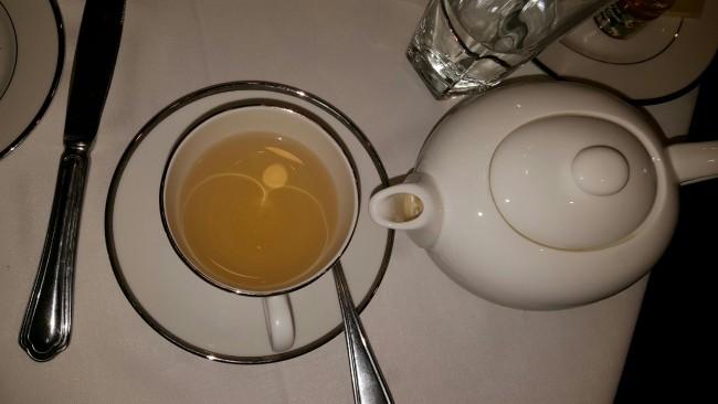 Chakra Silver Tips tea (hot)