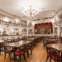 Diamond Horseshoe Table Service Wins Its Independence Through July 4th