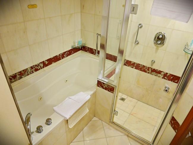 Emerald Princess Bathroom