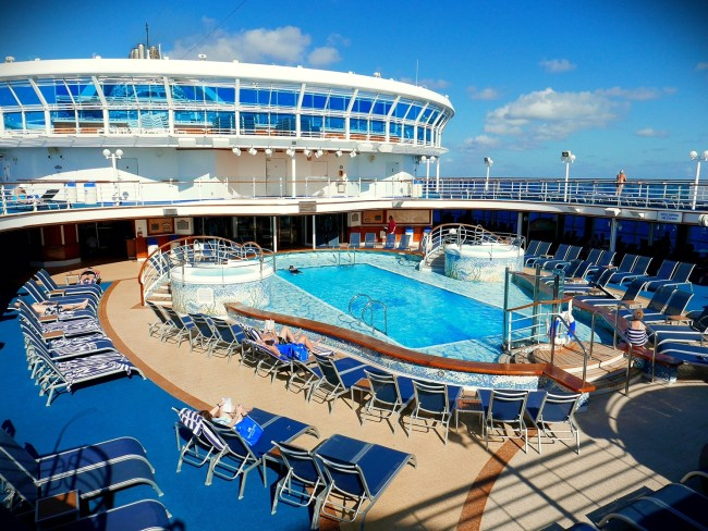 Emerald Princess Pool 2