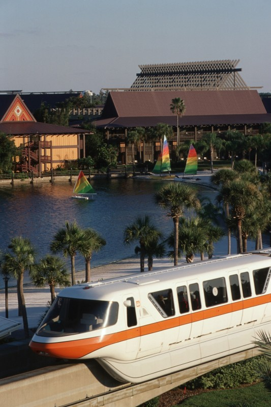 Disney's Polynesian Resort (Photo Courtesy of Disney)