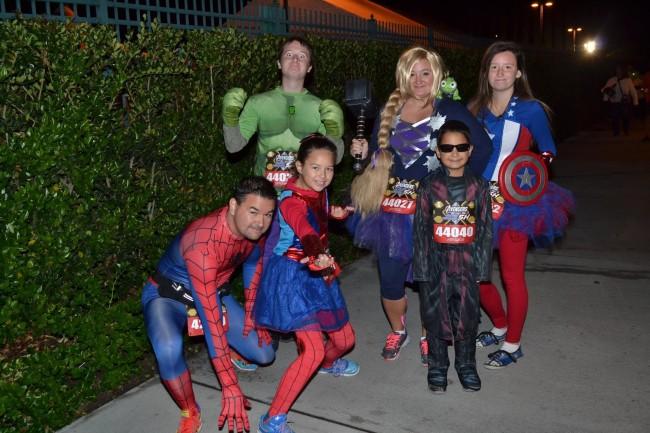 runDisney Avengers Super Heroes
