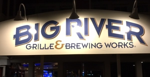 The Big River Grille and Brewing Works on the BoardWalk