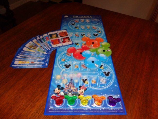 Disney Game Nights-Photo Credit Connie Sink