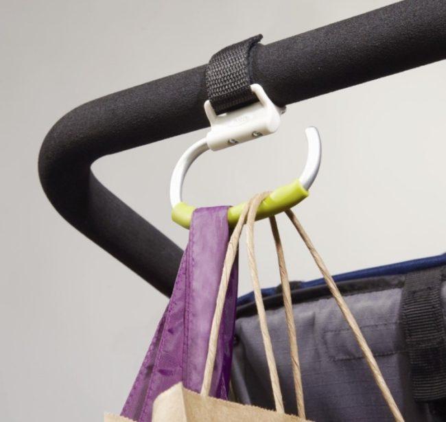 OXO Tot Non Slip Handy Stroller Hook