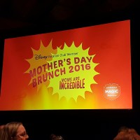 Moms Are Incredible! – A Review of the Disney Vacation Club Mother's Day Brunch