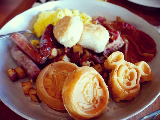 'Ohana Breakfast Skillet
