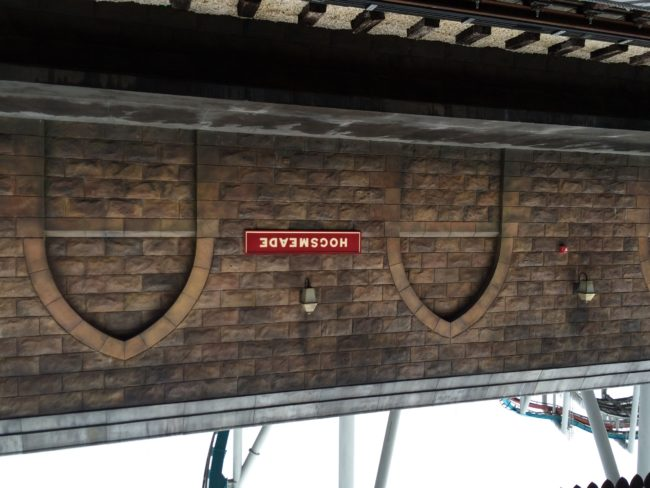 Hogwarts Express - Photo Credit LuAnn Markowitz
