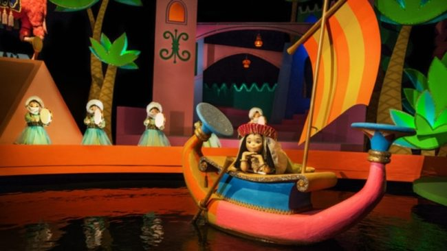 It's a Small World- Photo Credit Disney