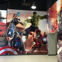 Disney Goes to Vegas: Marvel's Avengers S.T.A.T.I.O.N. Is Here!