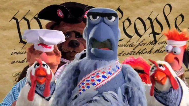 Muppets - Liberty Square