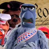 Muppets Colonizing Liberty Square Is a Revolutionary Idea!