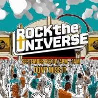 Universal Orlando Rock the Universe 2016 #rocktheuniverse