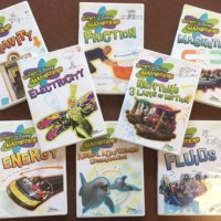 The STEAM Behind the Magic: The Science of Imagineering DVD Series