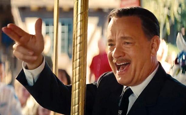 """Tom Hanks in """"Saving Mr. Banks"""""""