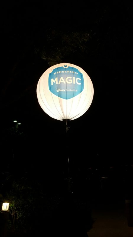 Membership Magic Balloon
