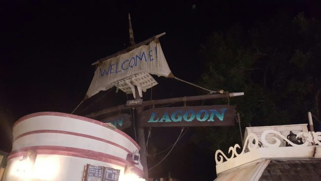 The Entrance to Disney's Typhoon Lagoon