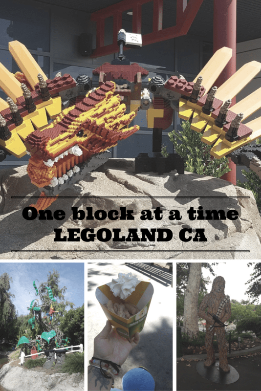 With three parks LEGOLAND California is filled with fun adventures for kids of all ages.