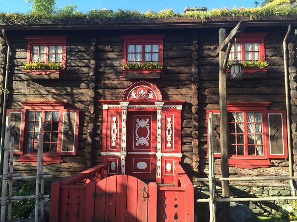 New additions to the Norway Pavillion