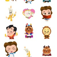 Disney Stickers Sparkles into iMessages